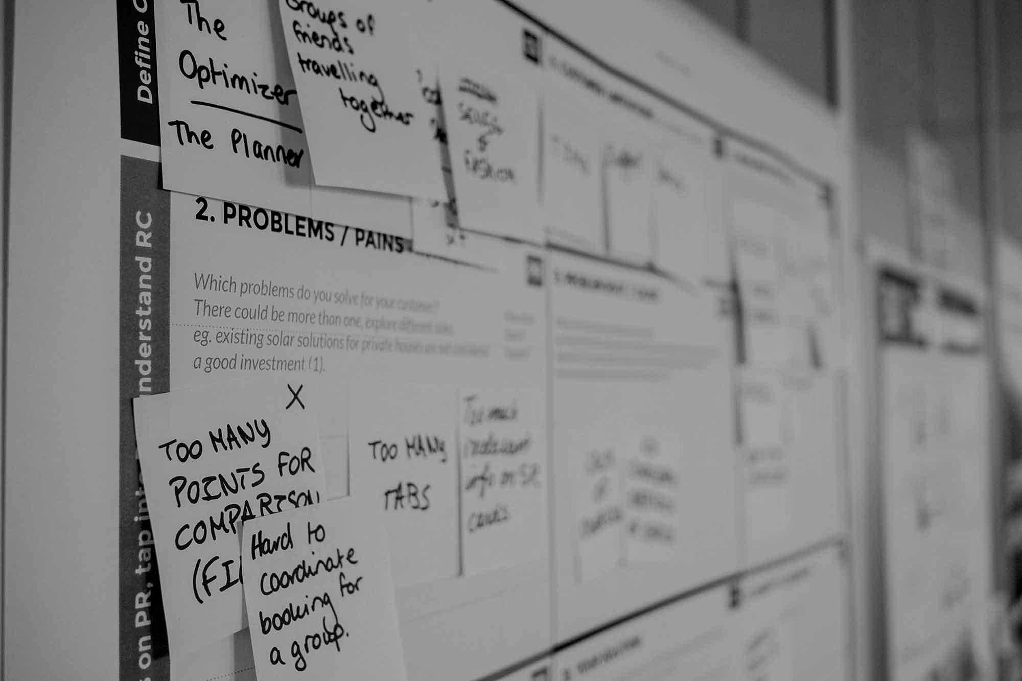 Lean Six Sigma Brainstorming