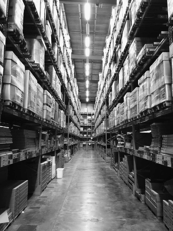 Logistics Lean Case Study Dark